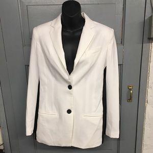 NARCISO RODRIGUEZ color block blazer jacket
